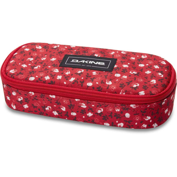 Dakine School Case Federmäppchen Crimson Rose