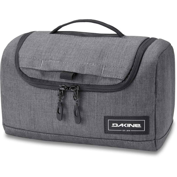 Dakine Revival Kit L Kulturbeutel / Beauty Case Carbon