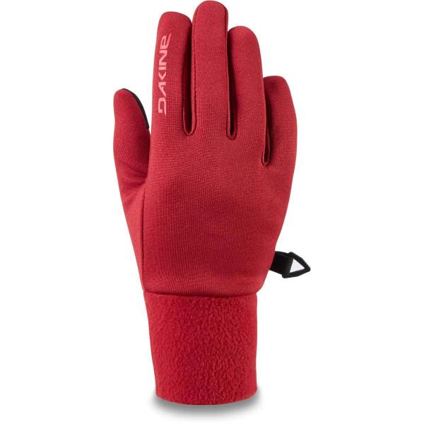 Dakine Youth Storm Liner Kinder Ski- / Snowboard Handschuhe Tandoori Spice