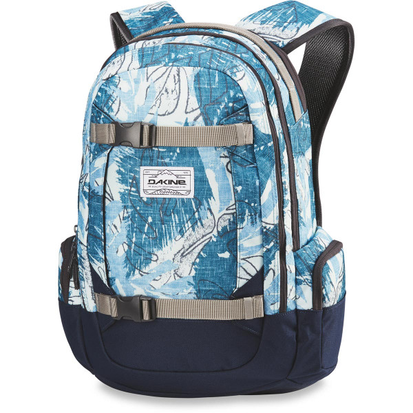 Dakine Mission 25L Rucksack mit iPad/Laptop Fach Washed Palm