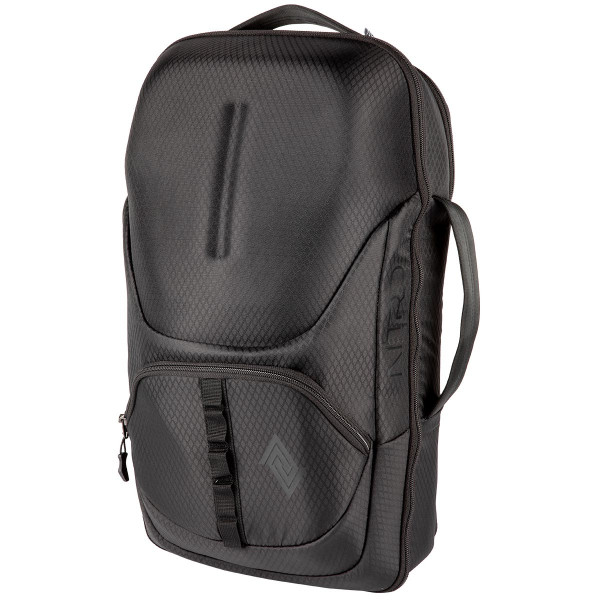 Nitro Gamer Pack 32L Rucksack mit Laptopfach Diamond Black