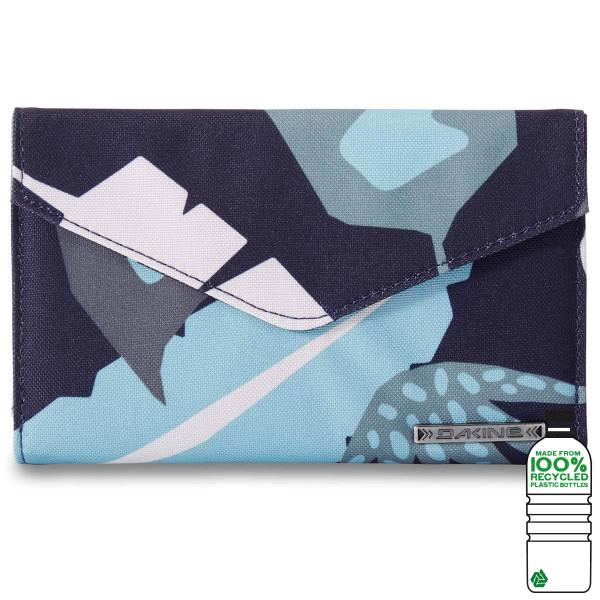 Dakine Clover Tri-Fold Geldbeutel mit iPhone Fach Abstract Palm