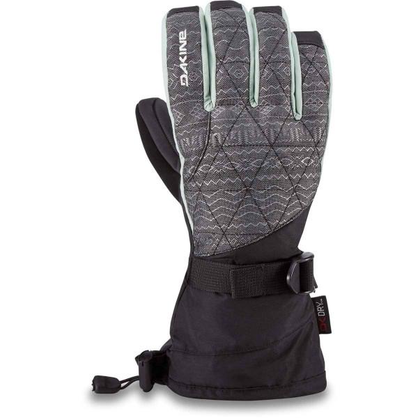 Dakine Leather Camino Glove Damen Ski- / Snowboard Handschuhe mit Innenhandschuh Hoxton