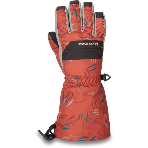 Dakine Yukon Glove Kinder Ski- / Snowboard Handschuhe Tandoori Spice