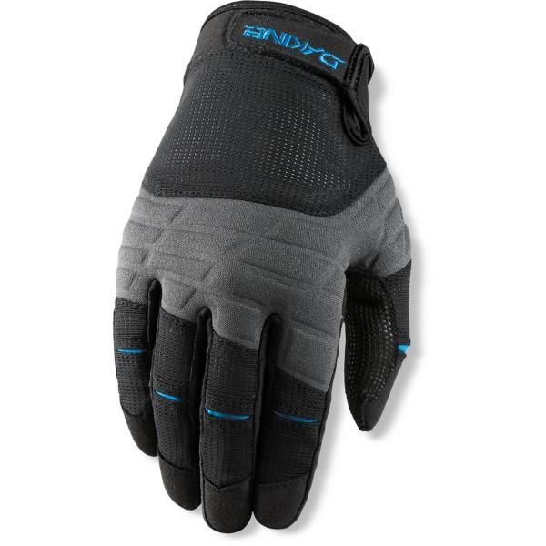 Dakine Full Finger Sailing Gloves Windsurf / Kite Handschuhe Black