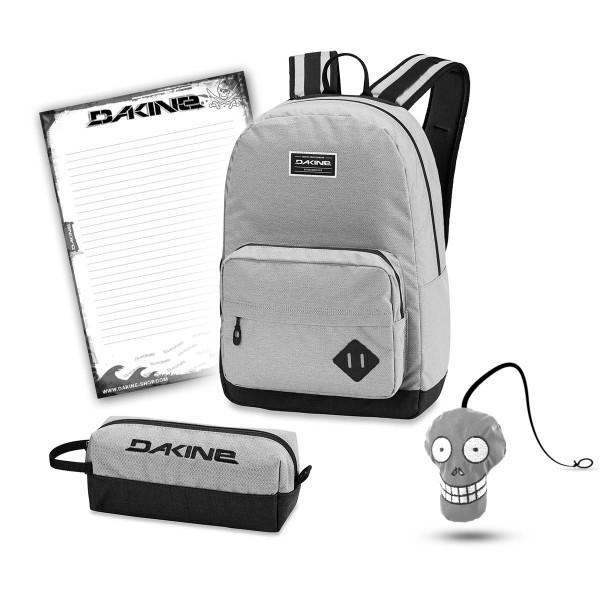 Dakine 365 Pack 30L + Accessory Case + Harry + Block Schulset Laurelwood