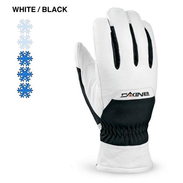 Dakine Skihandschuhe NAVIGATOR GLOVE White/Black
