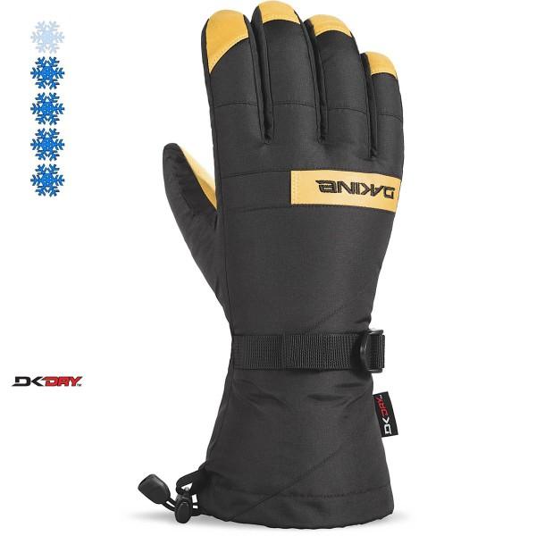 Dakine Nova Glove Ski- / Snowboard Handschuhe Black / Tan