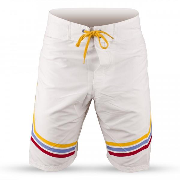 Dakine Stripes Short White