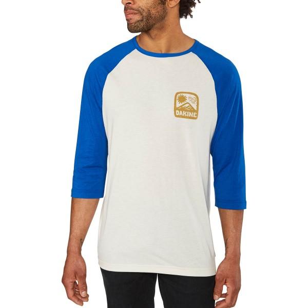 Dakine Walker 3/4 Baseball Tee Herren T-Shirt Scout