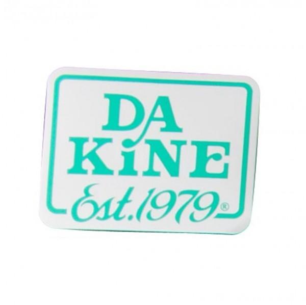 Dakine EST. 1979 Aufkleber Green (10 x 7.5 cm)