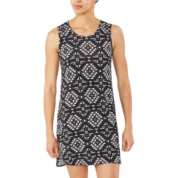 Dakine Charlie Tank Dress Kleid Silverton Onyx