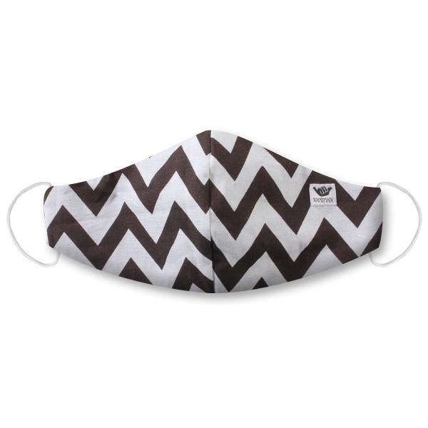 Dakine Shop Stoffmaske Brown Zebra