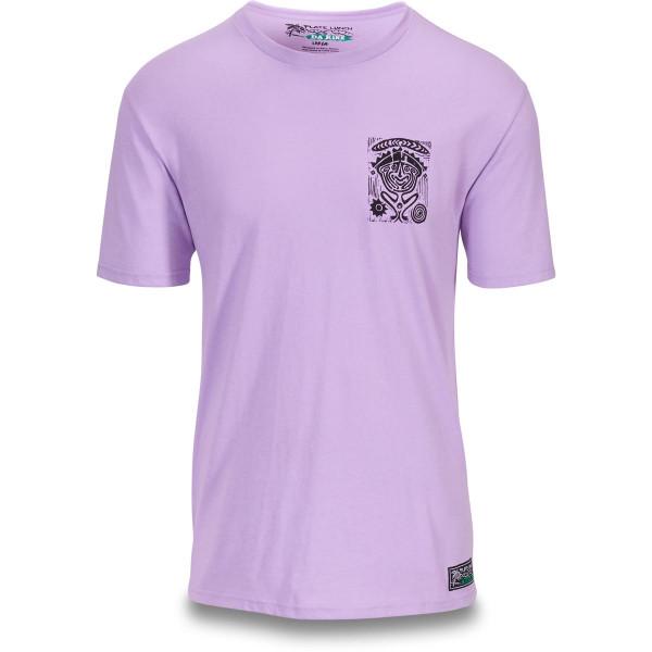 Dakine Plate Lunch South Pacific T Shirt Herren Lavendula