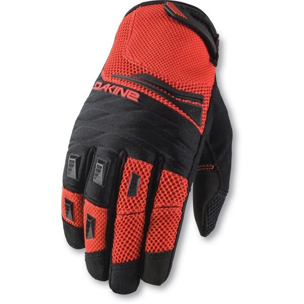 Dakine Cross-X Glove Herren Bike Handschuhe Red Rock