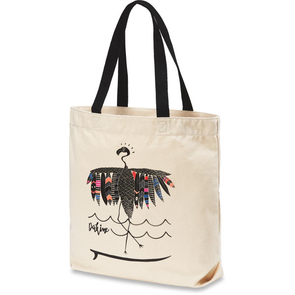 Dakine 365 Canvas Tote 21L Strandtasche / Shopper Lizzy Flamingo