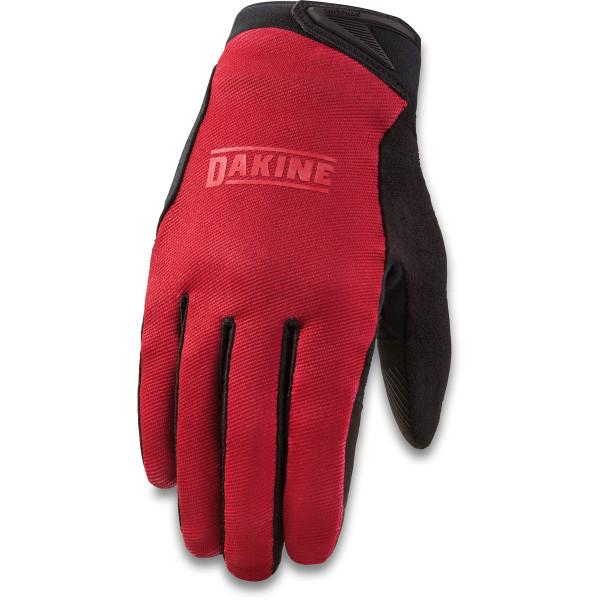 Dakine Syncline Gel Glove Herren Bike Handschuhe Deep Red