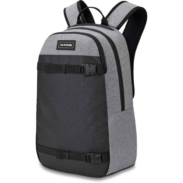 Dakine URBN Mission Pack 22L Rucksack mit iPad/Laptop Fach Greyscale