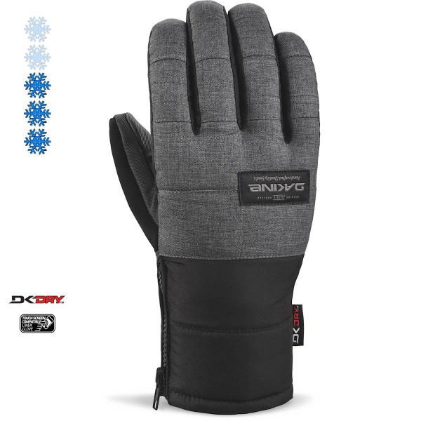 Dakine Omega Glove Herren Ski- / Snowboard Handschuhe Carbon