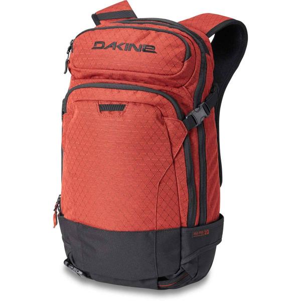 Dakine Heli Pro 20L Ski- / Snowboard Rucksack mit Laptopfach Tandoori Spice