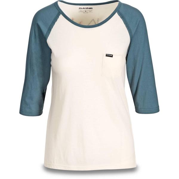 Dakine Rikki 3/4 Baseball Tee Damen T-Shirt Stargazer