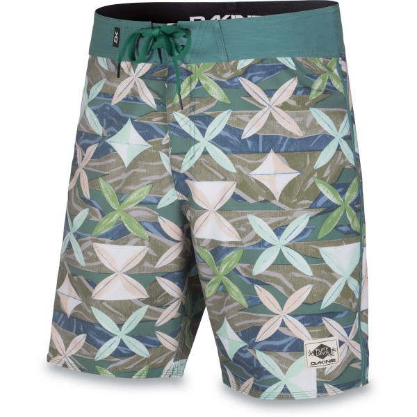 Dakine Plate Lunch Herren Badehose Island Bloom