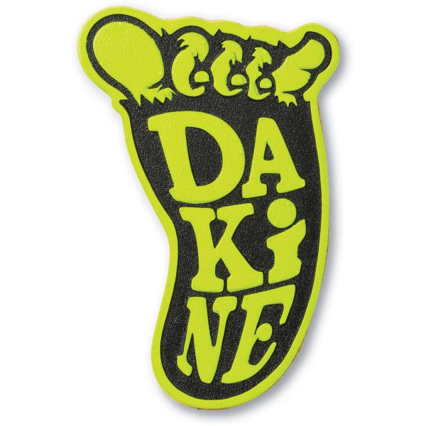 Dakine Shakasquatch Stomp Snowboard Antirutsch Pad Black / Citron