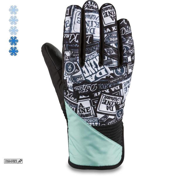Dakine Crossfire Glove Herren Ski- / Snowboard Handschuhe Patches