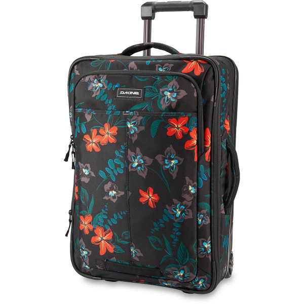 Dakine Status Roller 42L + Reisetrolley / Koffer Twilight Floral