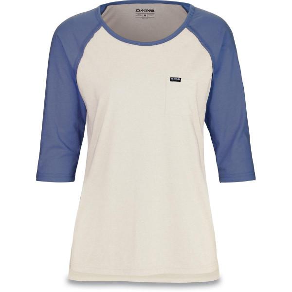 Dakine Rikki 3/4 Baseball Tee Damen T-Shirt Horizon