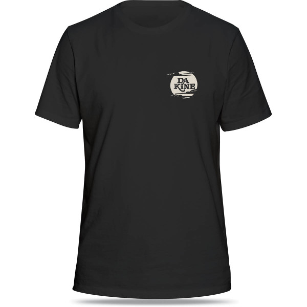 Dakine Evil Shred Herren T-Shirt Black