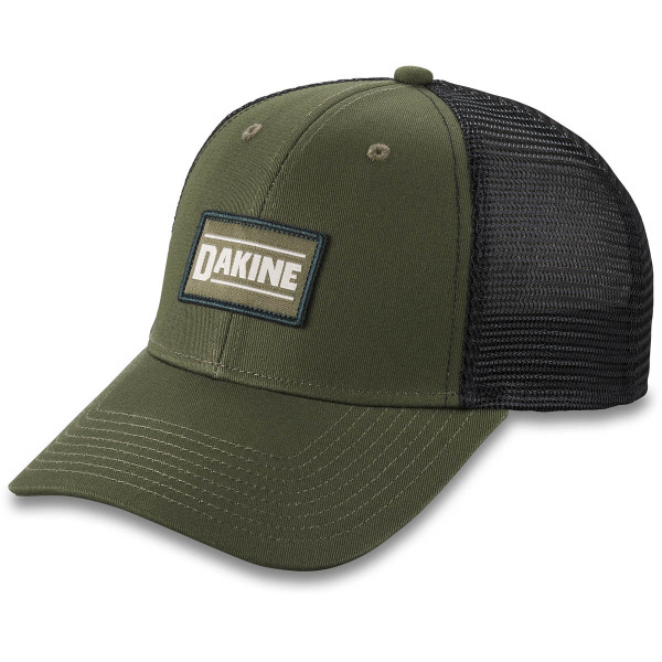Dakine Big D Trucker Cap Dark Olive
