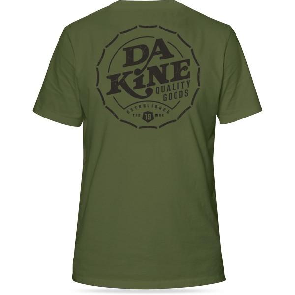 Dakine Twist Top T-Shirt Herren T-Shirt Army