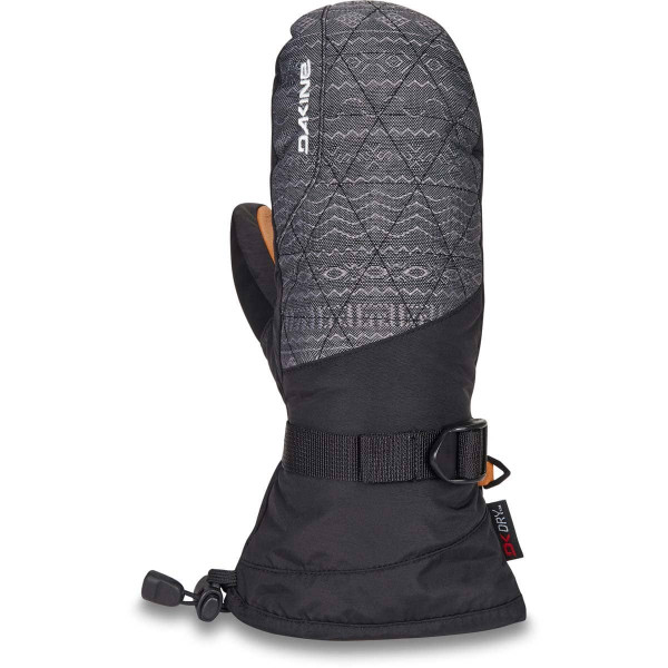 Dakine Leather Camino Mitt Damen Ski- / Snowboard Fäustlinge mit Innenhandschuh Hoxton