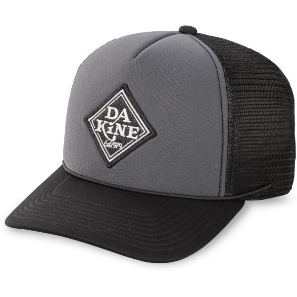 Dakine Lock Down Trucker Surf Cap Black / Charcoal