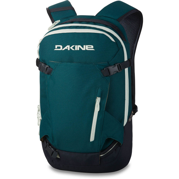 Dakine Womens Heli Pack 12L Ski- / Snowboard Rucksack Deep Teal