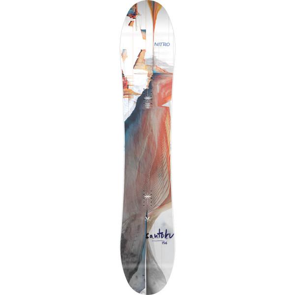 Nitro Santoku Brd 21 Snowboard