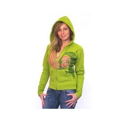 Dakine Womens Stare Zip Hoodie Sweatshirt / Pullover Sage