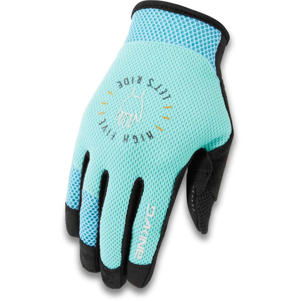 Dakine Womens Covert Glove Damen Bike Handschuhe Nile Blue