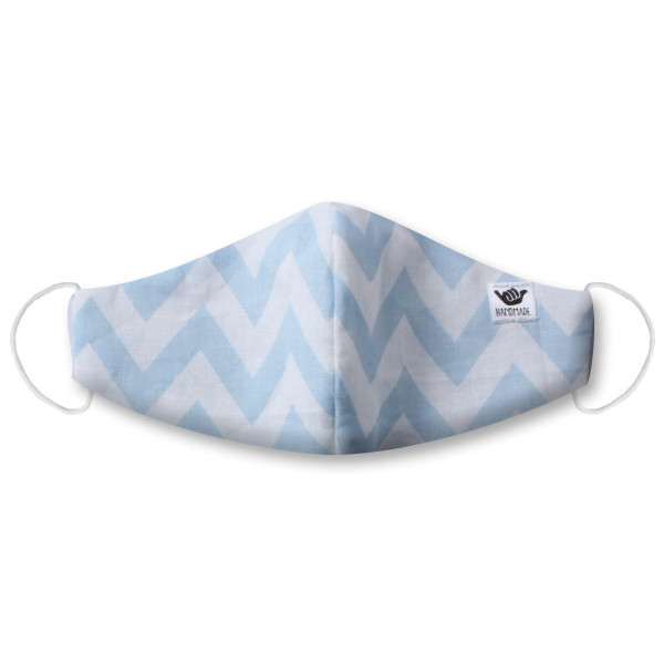 Dakine Shop Stoffmaske Blue Zebra
