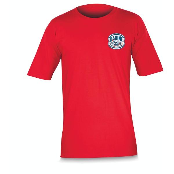 Dakine Finest Made T-Shirt Cardinal