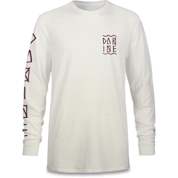 Dakine Surf Dude L/S T Shirt Herren Off White