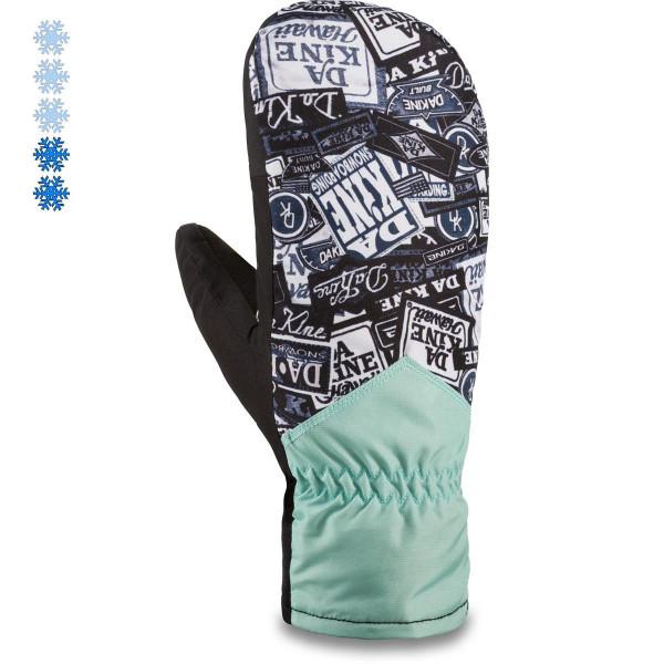 Dakine Tracer Mitt Herren Ski- / Snowboard Handschuhe Fäustlinge Patches
