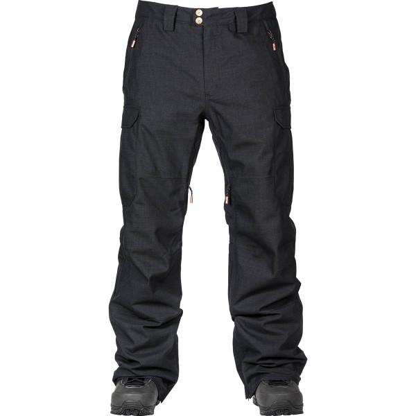 Nitro Brigade Pnt 21 Hose Black - Größe L
