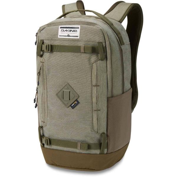 Dakine URBN Mission Pack 23L Rucksack mit iPad/Laptop Fach R2R Olive