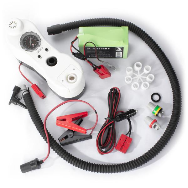 Sport Vibrations® Edition SUP Turbinenpumpe inkl. Blei Akku