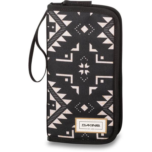 Dakine Womens Travel Sleeve Reisedokumenten Tasche Silverton Onyx