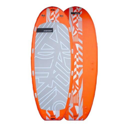 RRD Minimega Convertible 15'5'' X5'5'' X8'' SUP to Windsurf Board