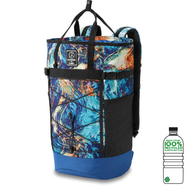 Dakine WNDR Cinch Pack 21L Rucksack mit Laptopfach Kassia Elemental