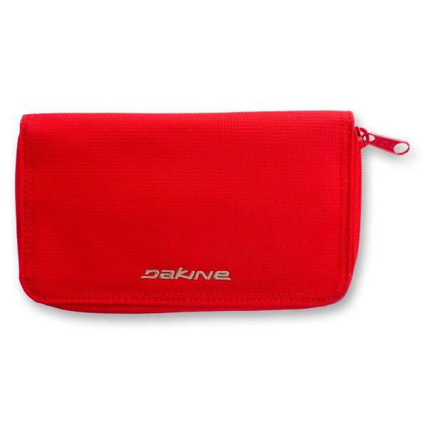 Dakine Checkbook Wallet Red